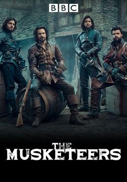 The Musketeers Season 3 Stream