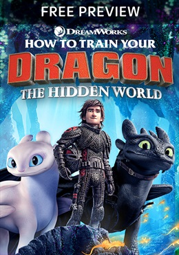 Free Preview How To Train Your Dragon: The Hidden World available