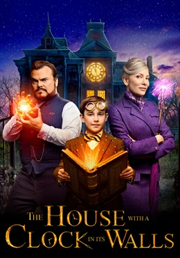 The House With A Clock In Its Walls HD Digital Buy & Keep FREE on Sky Store
