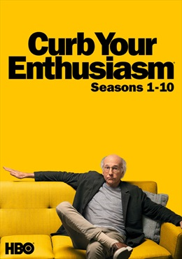 Curb Your Enthusiasm Seasons 1-10 (Digital HD)