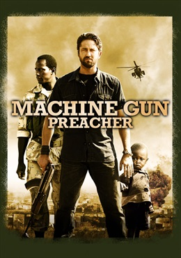 Machine Gun Preacher Available In Sky Store Now