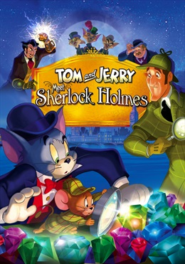 Tom And Jerry Meet Sherlock Holmes available in Sky Store now