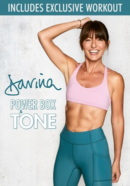 Davina mccall reveals the secrets behind her incredible ripped abs.