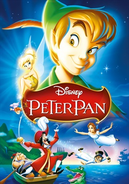 Image result for Peter Pan 1953